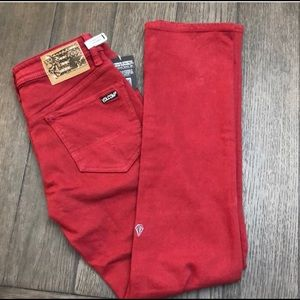 ❗️FINAL❗️🆕 VOLCOM Vorta Slim Straight Leg Jeans
